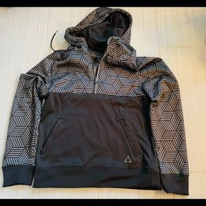 Aeropostale Quarter zip hoodie